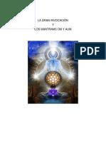 La Gran Invocación y Los Mantrams Om y Aum