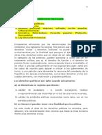 Dcho Publico, Prov y Mpal - Uda 6