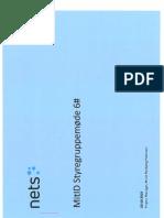 MitID Statusrapporter og beslutningsreferat mm.