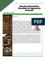 Gaceta Informátiva Vol 5 Julio 2017
