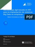 Metodologia Agil Basada en KPIs Para La Implantacion de Reales Diaz Alberto