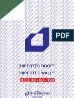 Fichas-manual Hipertec METECNO