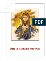 Rite of Funerals Within Mass (Complete Version)