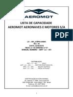 Ad-000038-Ra - Lista Capacidade Aeromot