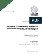 Tesis_Maestria-Escoamento de Petroleo as Plataformas Maritimas