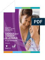 Caregiver Place to Start Espanol