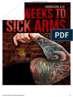 6 Weeks to Sick Arms