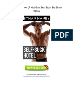 -X593.Book- Free PDF Self-Suck Hotel (a Hot Gay Sex Story) by Ethan Haney