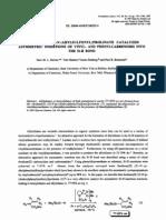 Chiral Rh H-Si Insertion TL 1997 38 1741