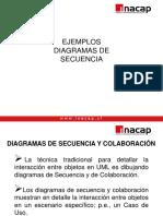 Diagramas de Secuencia Colaboración y Actividades