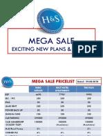 K_Info Pack HNS Mega Sale Details