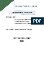 instalaciones electricas 2019