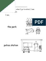 Community Places Pre - K