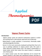 Vapour Power Cycle (1)