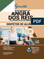 Download Apostila Prefeitura de Angra Do Reis - Rj 2019 - Inspetor de Alunos PDF(1)