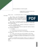 Tramitacao PEC 108 2019