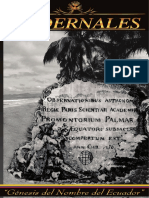Revista Pedernales III Edición