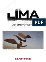 Guía de Arte de Lima-noviembre