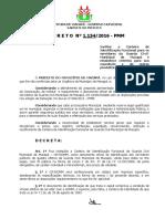 Regulamentação Da CIF - GCMM