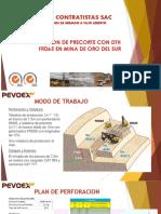 Evaluacion Precorte FRD65