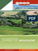 Planter Bocage en Vendée