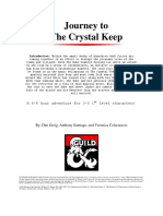 Journey to the Crystal Keep