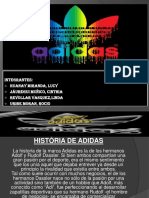 Adidas Ppt