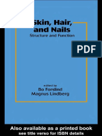 Skin, Hair, And Nails, Forslind, 2005 Copy