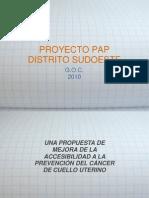 PROYECTO_PAPDISTRITO_SUDOESTE