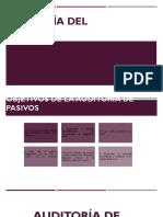 Auditoría Del Pasivo
