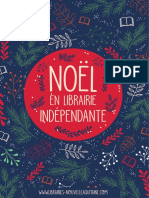 Noel en librairie indépendantes 2019