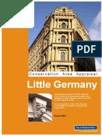 Little Germany Appraisal