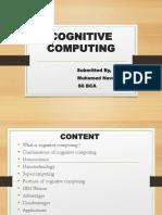 Cognitive Computing 1 1