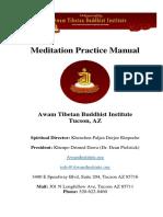 Meditation Practice Manual v6 1