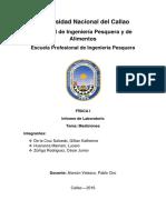 Informe Lab Fisica 1