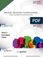 Modulo DDFF Unidad Igualdad y No Discriminación (1)