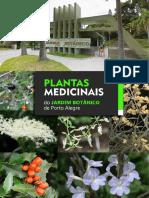 Plantas medicinais do jardim botânico de Porto Alegre