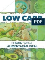 eBook o Guia Da Dieta Low Carb