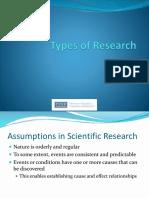 2 Dan 3 Research Design