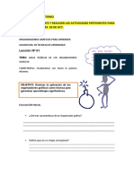 Organizadores Graficos Trabajo Autonomo Merc.