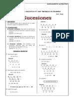 Teoria y Problemas de Sucesiones S1-Ccesa007