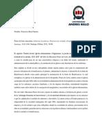 Ficha de Lectura Chile