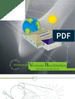 vivienda bioclimatica completa