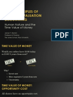 2 Human Nature and the Time Value of Money
