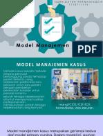 Model Manajemen Kasus Dyh