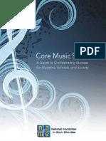 NAfME Core Music Standards