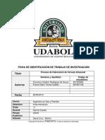 Proyecto Programacion Ingenieria en Gas y Petroleo Udabol
