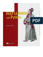 [2017] Deep Learning with Python by Francois Chollet |  | Manning Publications