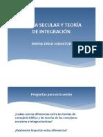 Teoria Secular y Teoria de Integracion