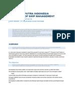 PROPOSAL_SHIP_MANAGEMENT.odt